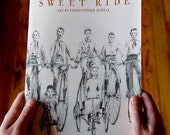 Sweet Ride - bike art zine vol. 1