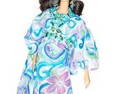 Palm Beach Breeze Barbie Fine Art Photograph