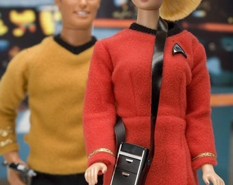 To Boldly Go Barbie Fine Art Photograph