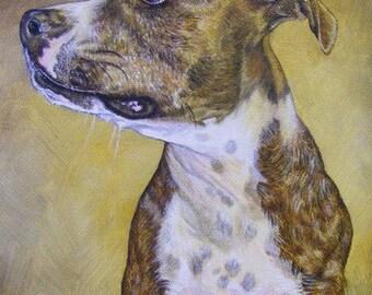 9 x 12 - Oil on Canvas