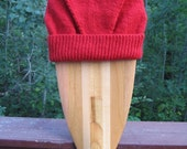 Voyageur's Tuque (Hat)  Small to Medium Adult size
