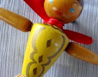40s Napkin Doll