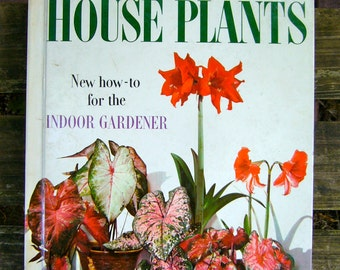 House Plants (Better Homes & Gardens) 1959