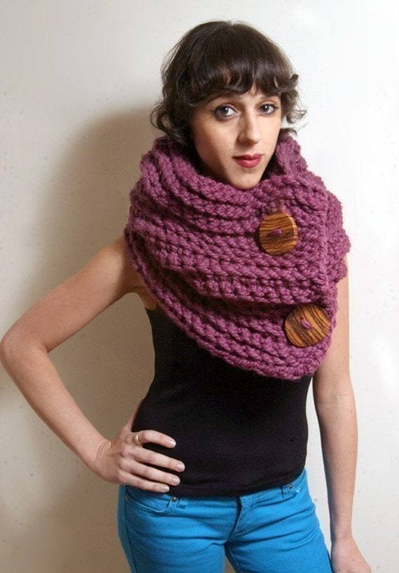 The Roycroft Cowl in Fig
