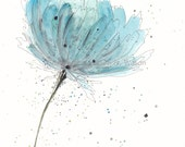 Floral Fusion -  Art Print 8x10