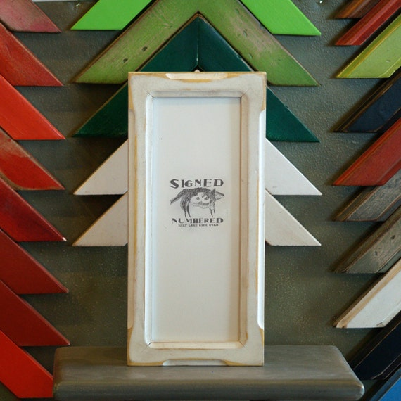 4x10 picture frame for photo booth strip in by signedandnumbered. Black Bedroom Furniture Sets. Home Design Ideas