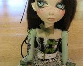 Annalyse Steampunk Maiden - Chibi Juice Dolls