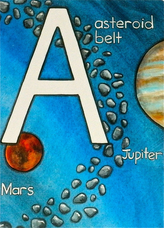 solar system alphabet - photo #45