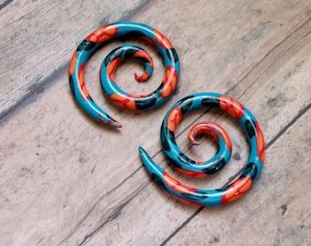 In Bloom Super Spirals Gauges / Customizabe