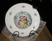Royal Doulton Valentine Day Plate 1979, My Valentine