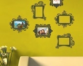 Vintage Photo Frames - Vinyl Wall Sticker