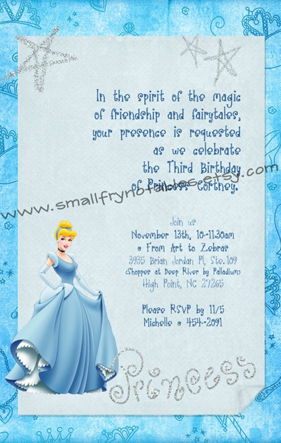 Printable Invitation by
