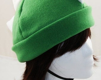 Dino Fleece Hat - Pick your Color!