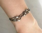 Stars Bracelet (21 colors)