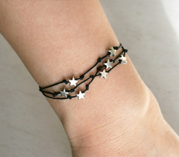 Stars Bracelet (Many colors)