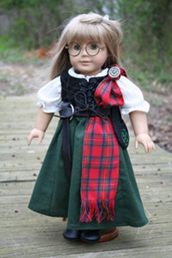 Highland Lass for American girl dolls