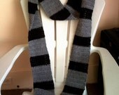 Despicable Me Gru Scarf- full-size Made-to-order slot