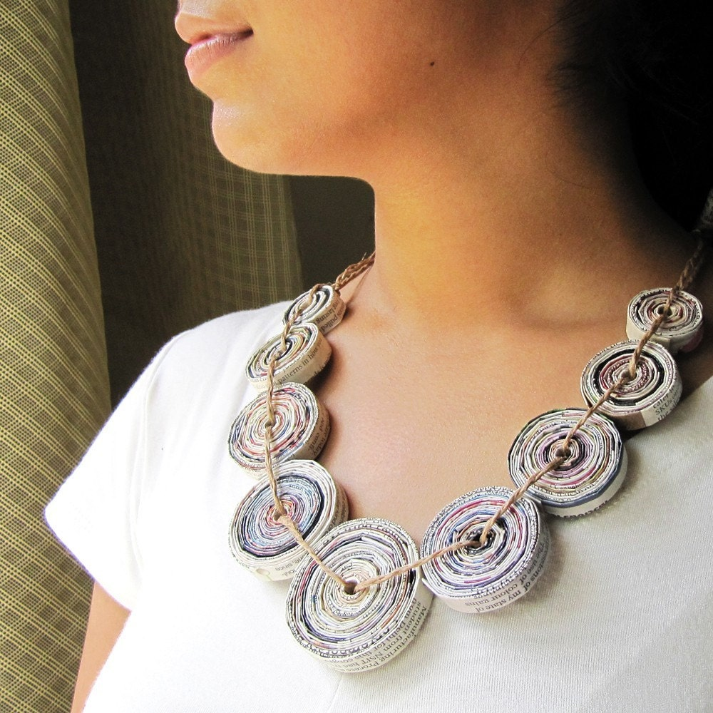 paper beads jewelry Find great deals on ebay for paper bead jewelry and recycled paper bead necklace shop with confidence.