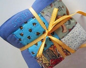 Add On: Personalize your baby blanket with baby boy name baby girl name