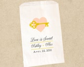 Custom Printed Candy Buffet Bags  25 count