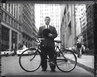 Man and His Bicycle