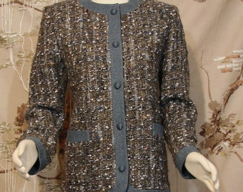 Lilli Ann Jacket - by Adolph Schuman - LIKE NEW