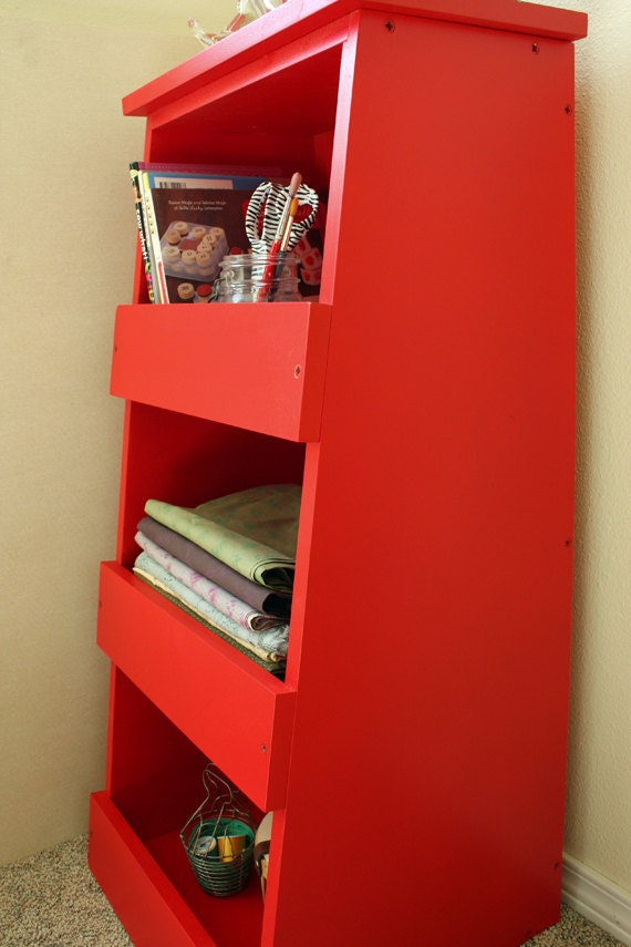 storage bin shelf woodworking plans. Black Bedroom Furniture Sets. Home Design Ideas
