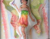 "Fairy Doll Summer Petals 9""  - Willow"