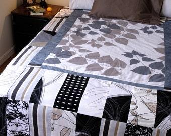 Marimekko Comforter, Bedspread,Quilt Plus 2 Pillow Cases w/ Matching Details