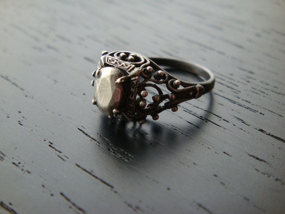 The Secret Garden Ring - Limited edition