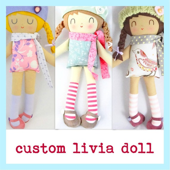 Livia... Custom Made Doll