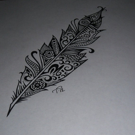 RESERVED for Elizabeth Custom Ink Drawing Black & White Commissioned Artwork GREAT TATTOO Designs