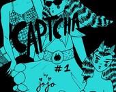Captcha 1 - Comic Book Series
