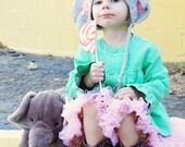 Crochet Elephant Hat, Elephant Hat, Child Beanie, Crochet Elephant, Newborn Gift, Newborn Photography Prop, Hat Pattern, PDF Pattern