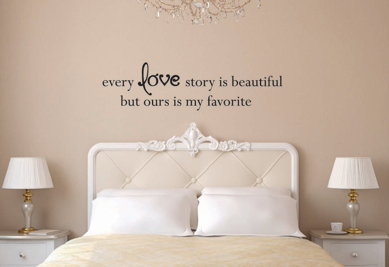Every love story is beautiful but ours is my favorite vinyl zoom amipublicfo Choice Image