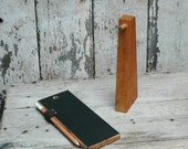 Chalkboard Tablet and Stand by Peg and Awl