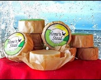 All-Natural Probiotic Soap - 3 Bars