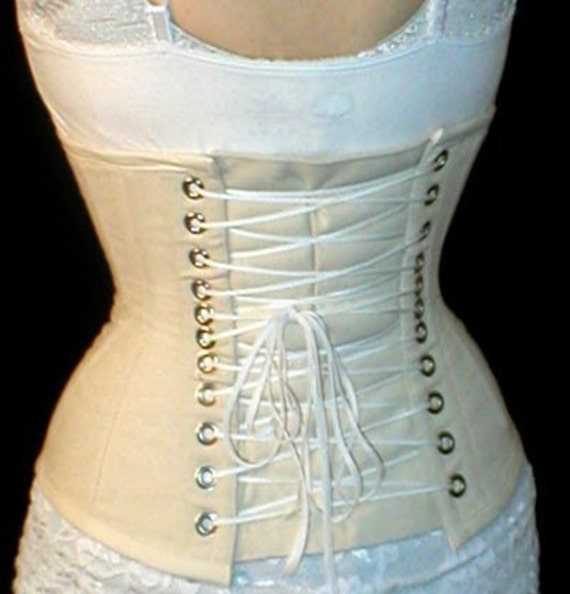 Meschantes Ready to Wear Nude Training Corset for Daily Wear - Your Size