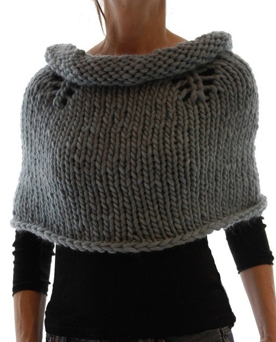 Instructions to make: Magnum Capelet 13 PDF by karenclements