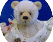 Calico Teddy Bear E-Pattern