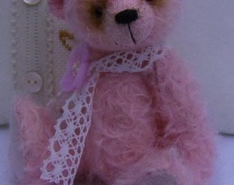 Floss Teddy Bear E-Pattern