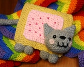 Nyan Cat Scarf With Music