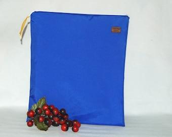 Gallon Size Reusable Bag - Royal Nylon