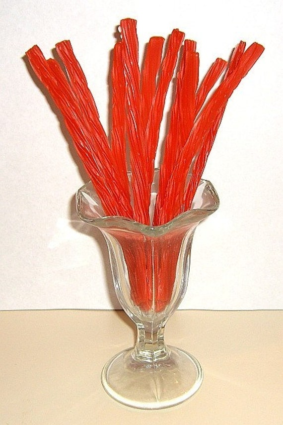 Cherry Licorice Twist Soap Sticks