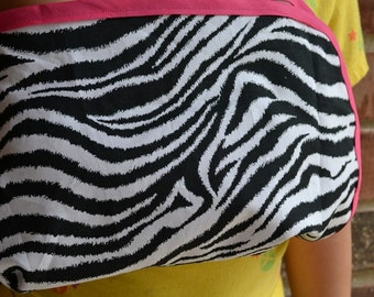 Zebra Child's Arm Sling