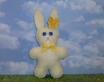 cottontail bunny rabbit plush toy gift for a girl I love you this much