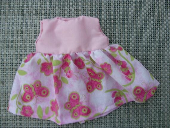 PDF Pattern Doll Dress for waldorf and cloth dolls