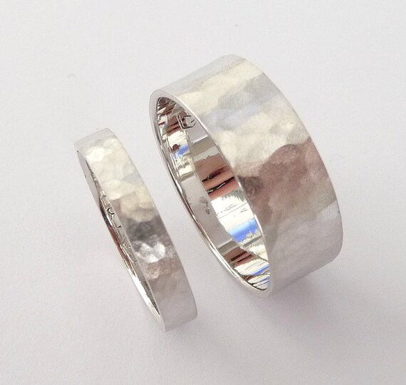 like this item - Flat Wedding Rings