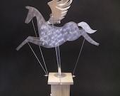 Aluminium Pegasus Automata