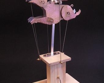 Flying Pig  Automata